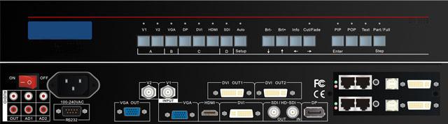 ELite Video procesor Pro