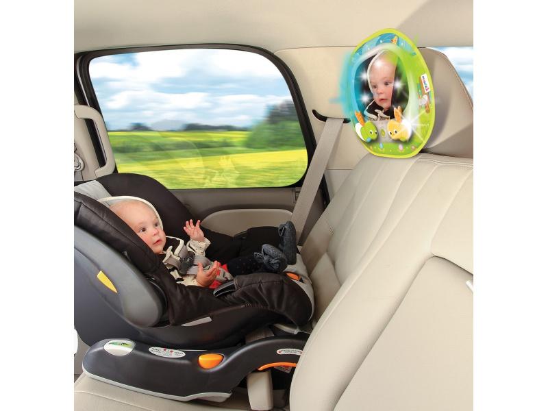 Munchkin - Zpětné zrcátko s hudbou Baby In-Sight™ Světlušky