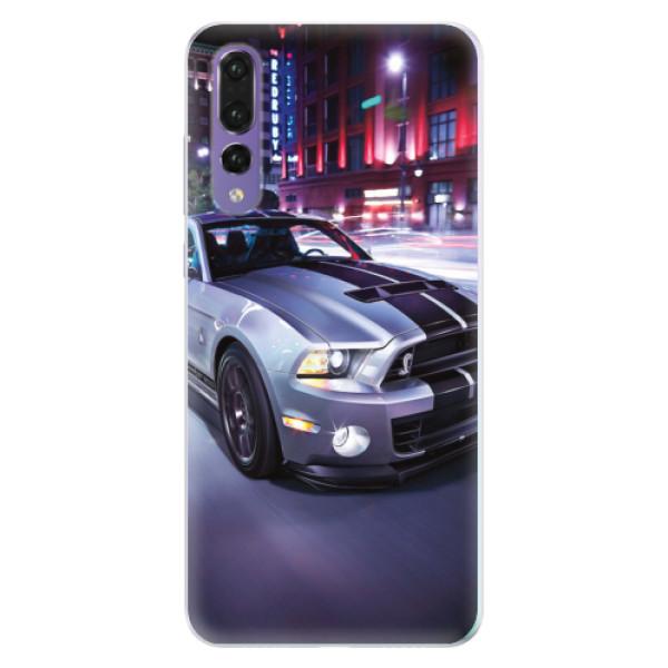 Silikonové pouzdro iSaprio - Mustang - Huawei P20 Pro