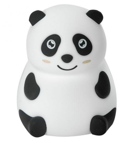 Innogio Přenosná silikonová lampička - Panda
