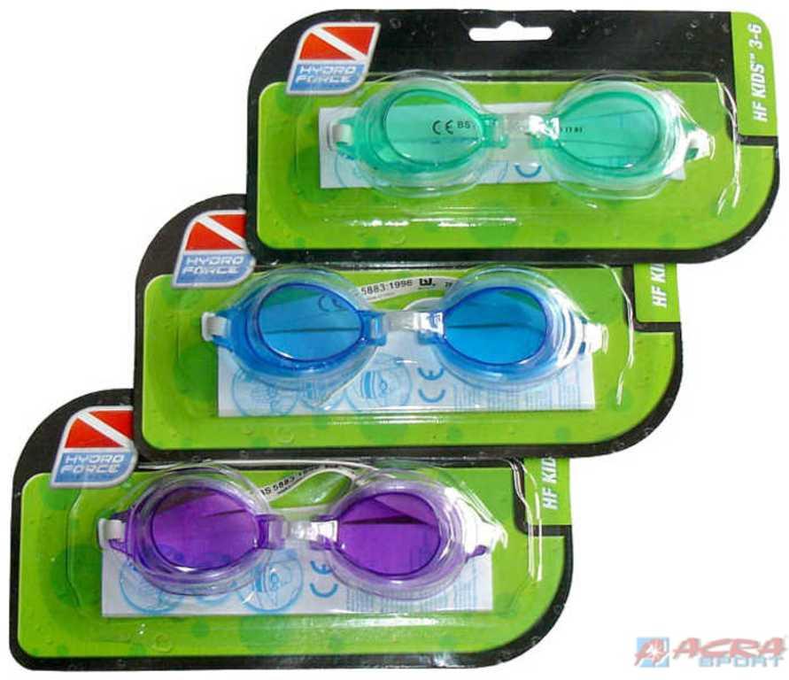 ACRA Brýle plavecké Style