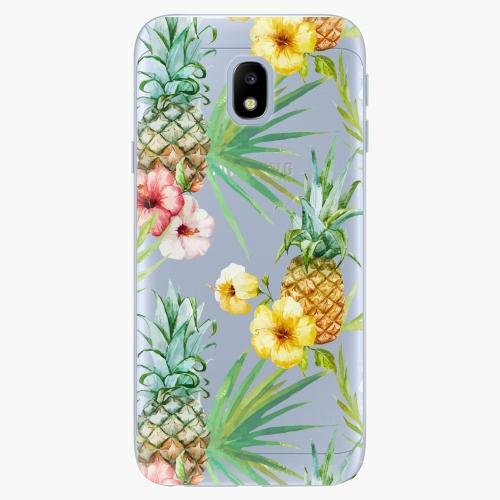 Pineapple Pattern 02   Samsung Galaxy J3 2017