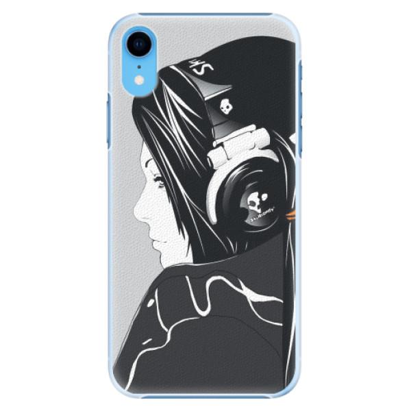 Plastové pouzdro iSaprio - Headphones - iPhone XR