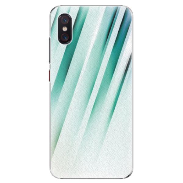 Plastové pouzdro iSaprio - Stripes of Glass - Xiaomi Mi 8 Pro