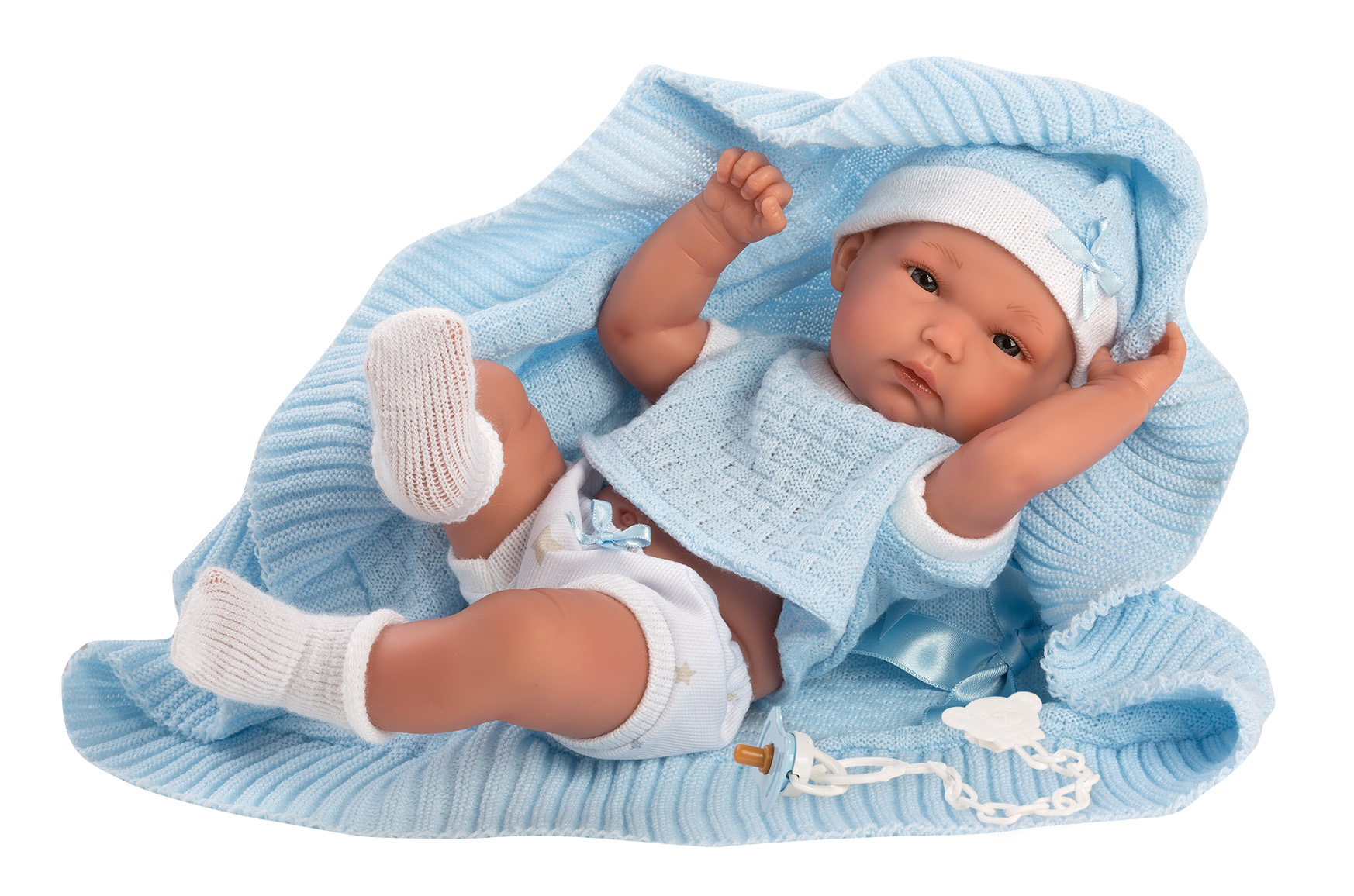 Llorens New Born chlapeček 63561