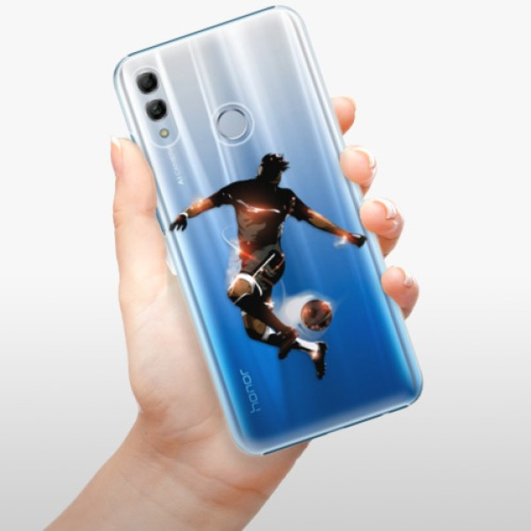 Plastové pouzdro iSaprio - Fotball 01 - Huawei Honor 10 Lite