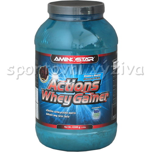 Actions Whey Gainer