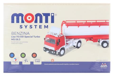 Monti System MS 08.3 - Benzina