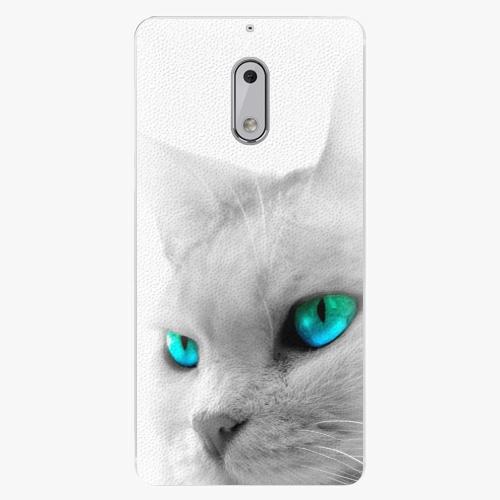 Plastový kryt iSaprio - Cats Eyes - Nokia 6