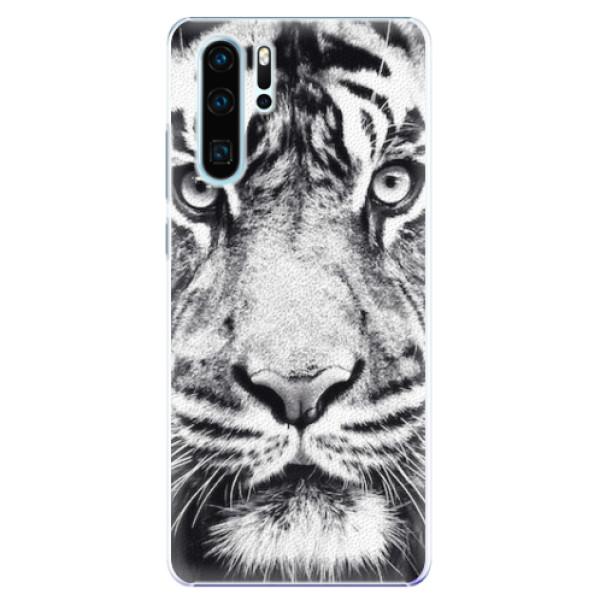 Plastové pouzdro iSaprio - Tiger Face - Huawei P30 Pro