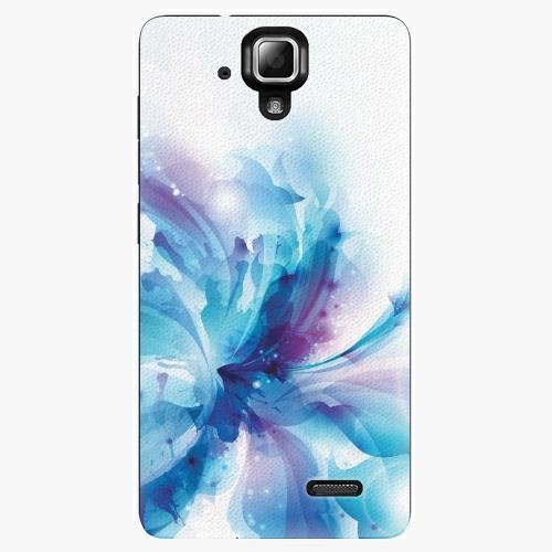 Plastový kryt iSaprio - Abstract Flower - Lenovo A536