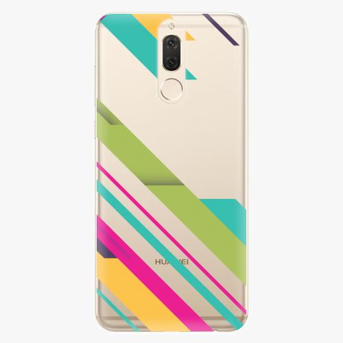Plastový kryt iSaprio - Color Stripes 03 - Huawei Mate 10 Lite