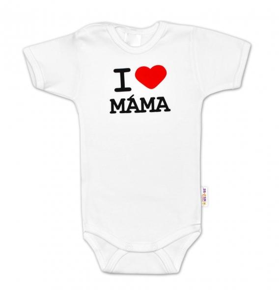 Body kr. rukáv I Love Máma