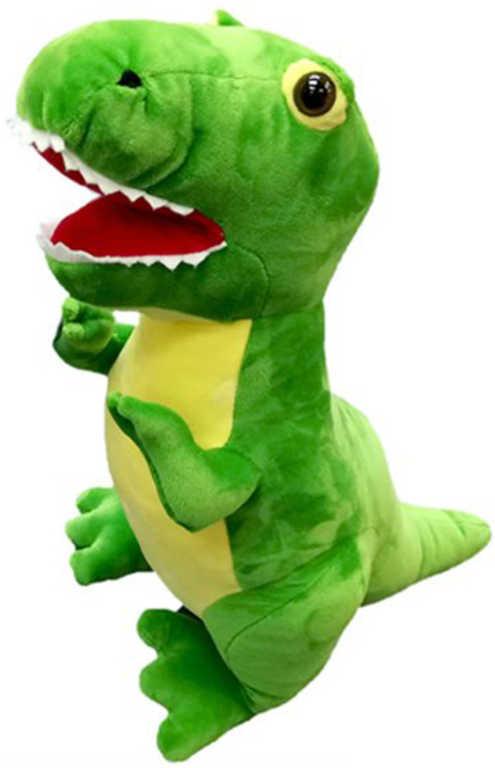 PLYŠ Tyranosaurus Rex 60cm ještěr stojící *PLYŠOVÉ HRAČKY*