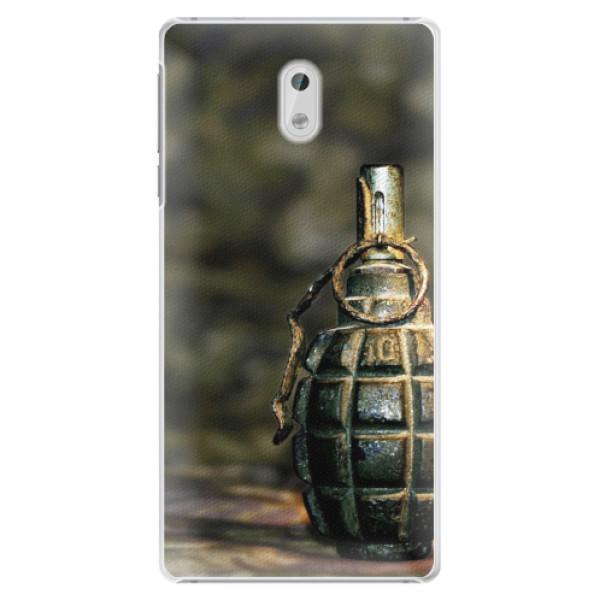 Plastové pouzdro iSaprio - Grenade - Nokia 3
