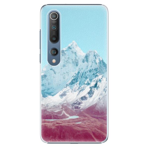 Plastové pouzdro iSaprio - Highest Mountains 01 - Xiaomi Mi 10 / Mi 10 Pro