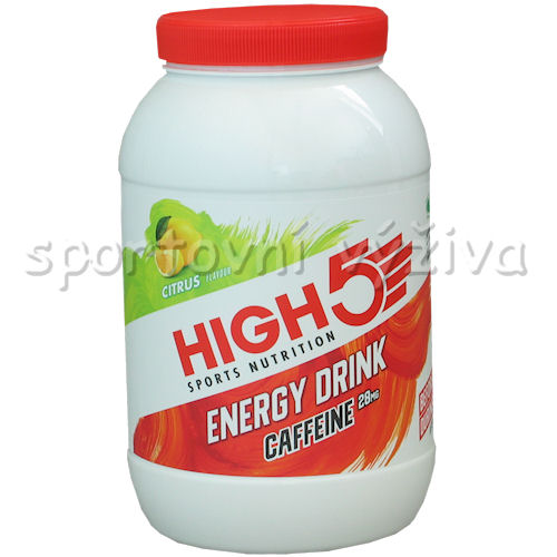 Energy Drink Caffeine 2200g-citron