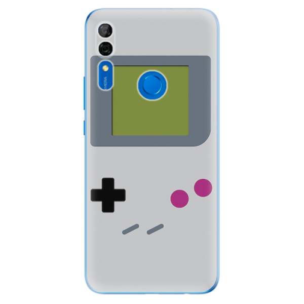 Odolné silikonové pouzdro iSaprio - The Game - Huawei P Smart Z