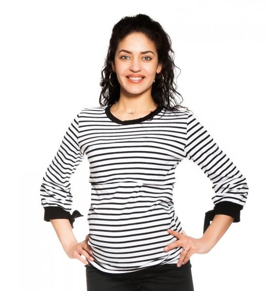 Be MaaMaa Těhotenské, kojící tričko Belora