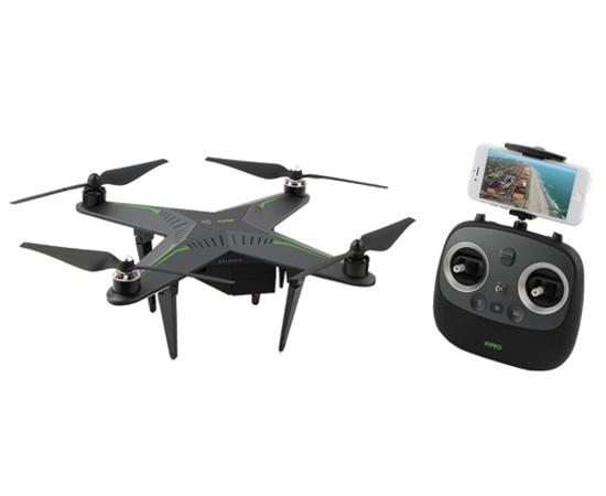 Xiro Xplorer - moderní dron s GPS