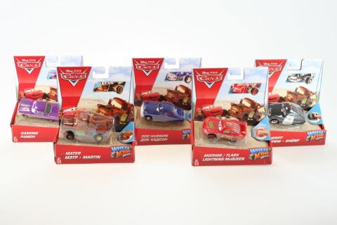 Cars akční auta DKV38