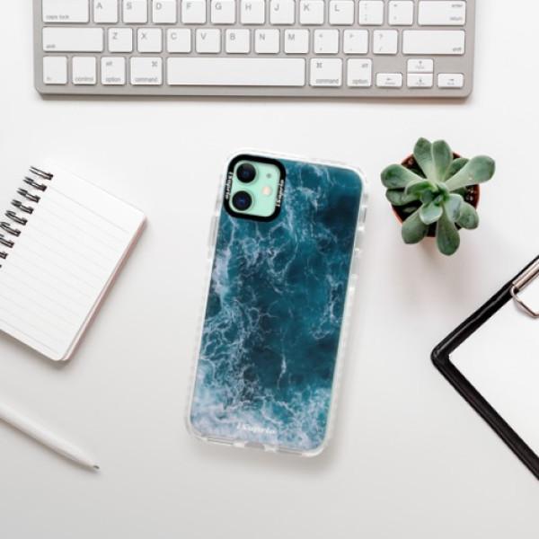 Silikonové pouzdro Bumper iSaprio - Ocean - iPhone 11