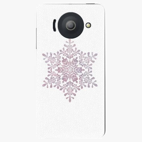 Plastový kryt iSaprio - Snow Flake - Huawei Ascend Y300