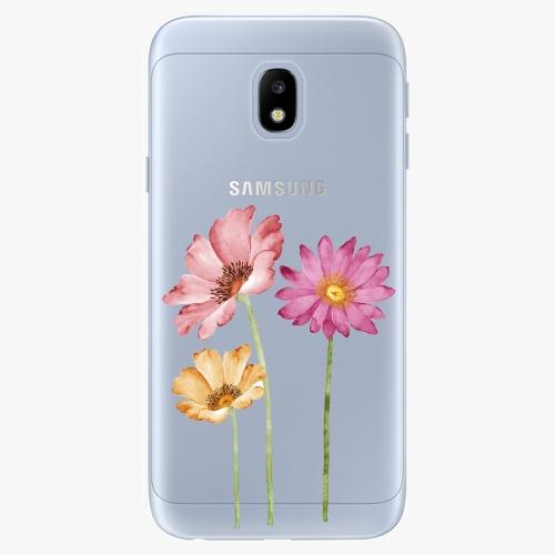 Three Flowers   Samsung Galaxy J3 2017