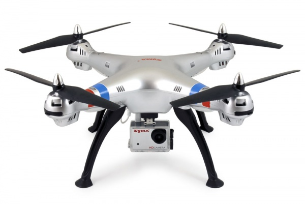 SYMA X8G - 8Mpix Full-HD kamera - dlouhá doba letu