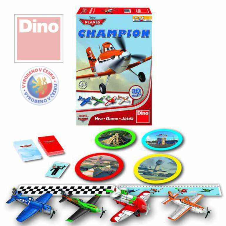 DINO Hra Champion Planes letadla