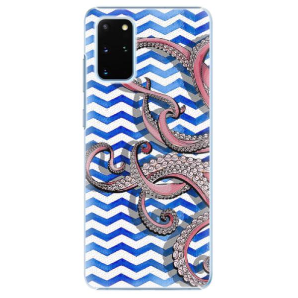 Plastové pouzdro iSaprio - Octopus - Samsung Galaxy S20+