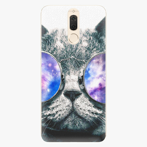 Plastový kryt iSaprio - Galaxy Cat - Huawei Mate 10 Lite