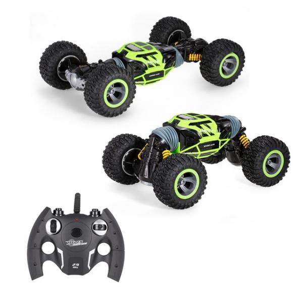 Transformer STUNT - oboustranné terénní auto