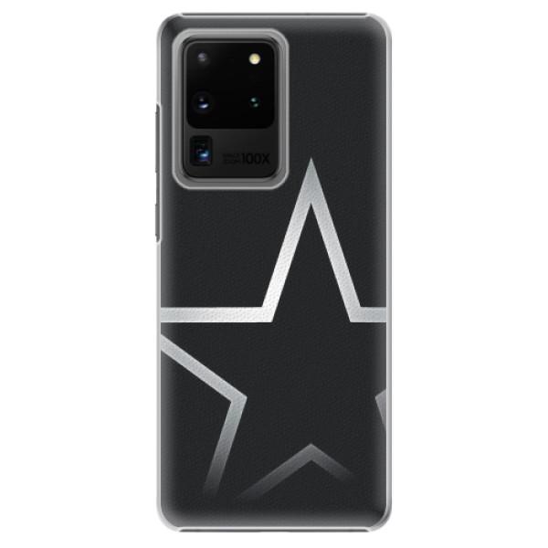 Plastové pouzdro iSaprio - Star - Samsung Galaxy S20 Ultra