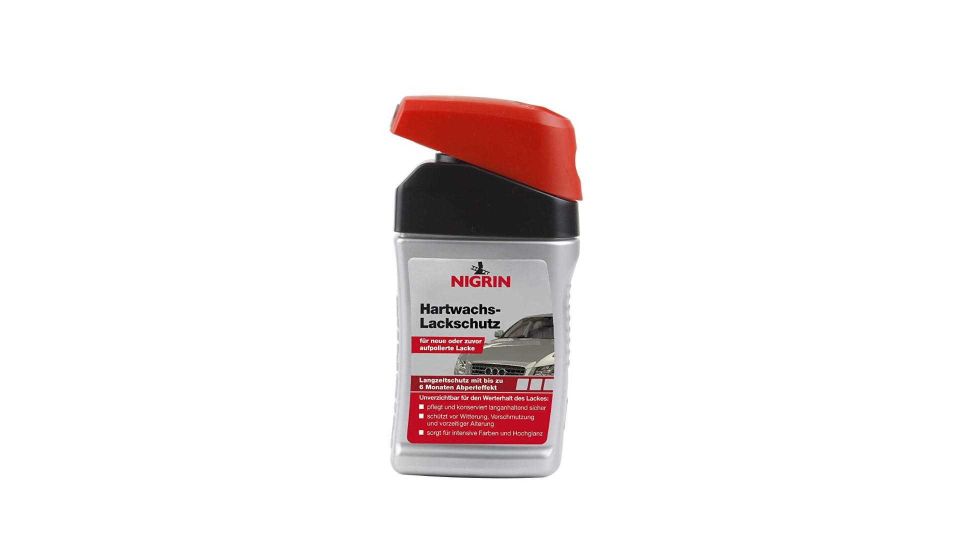 Nigrin Tvrdý vosk na ochranu laku 300ml