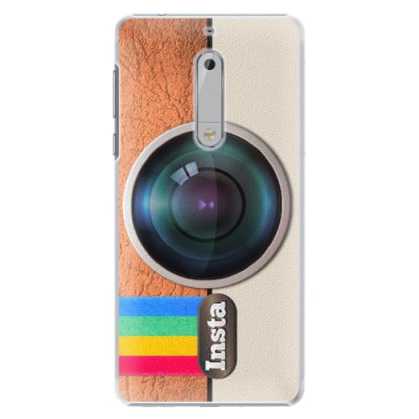 Plastové pouzdro iSaprio - Insta - Nokia 5