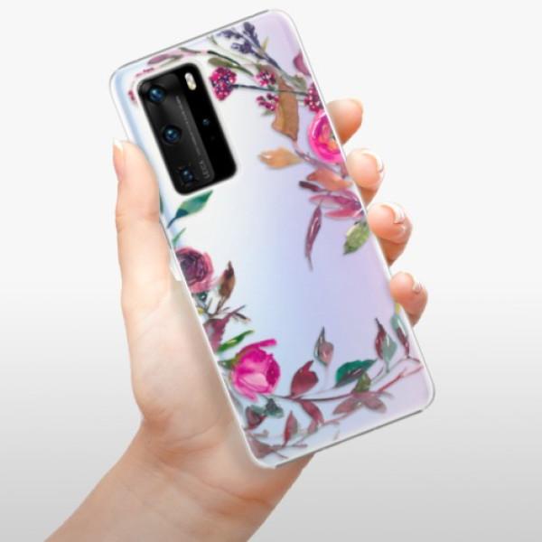 Plastové pouzdro iSaprio - Herbs 01 - Huawei P40 Pro