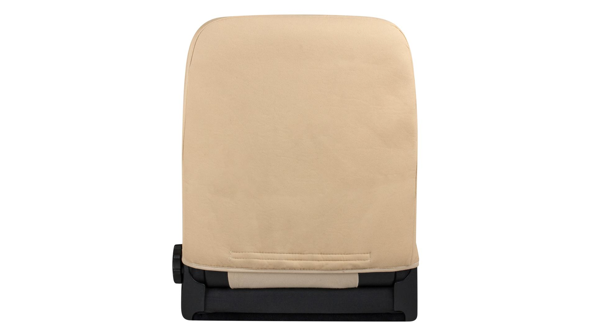 Walser Lambskin Car Seat cover Iva beige with ZIPP IT System