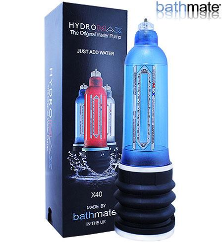 Bathmate - Hydromax X40 Blue - vakuová pumpa