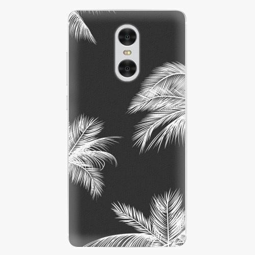 Plastový kryt iSaprio - White Palm - Xiaomi Redmi Pro