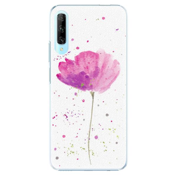 Plastové pouzdro iSaprio - Poppies - Huawei P Smart Pro