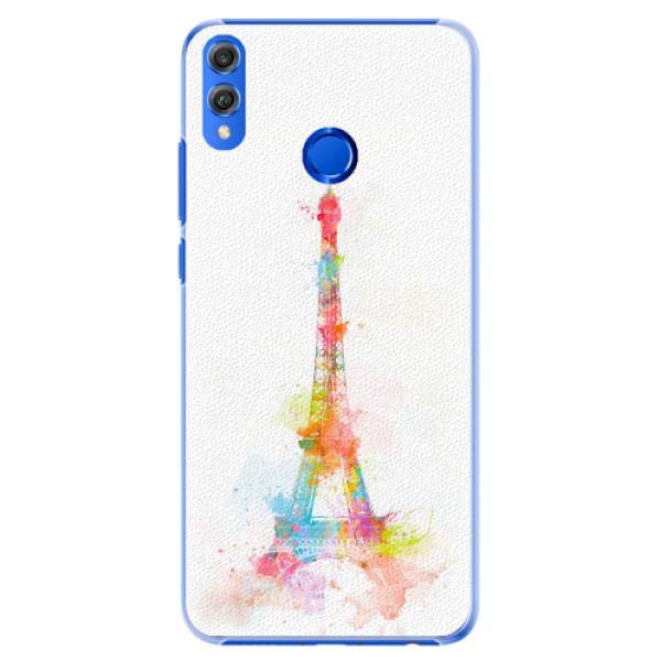 Plastové pouzdro iSaprio - Eiffel Tower - Huawei Honor 8X