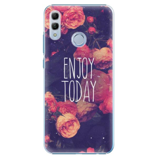 Plastové pouzdro iSaprio - Enjoy Today - Huawei Honor 10 Lite
