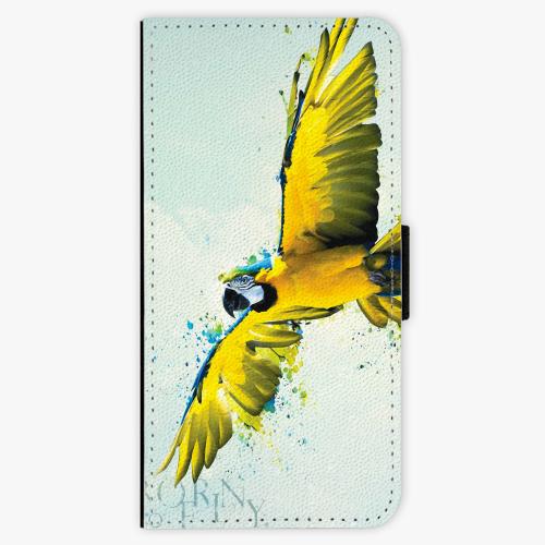 Flipové pouzdro iSaprio - Born to Fly - Samsung Galaxy A3 2016
