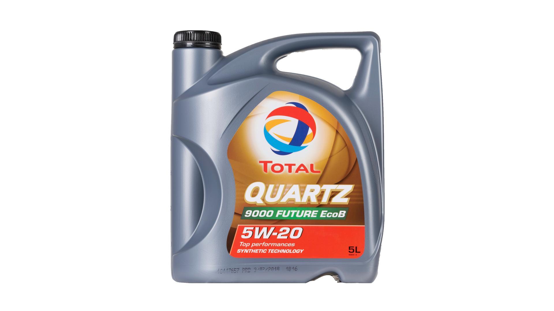 Total 5W-20 Quartz 9000 Future ECOB-5L (195027)