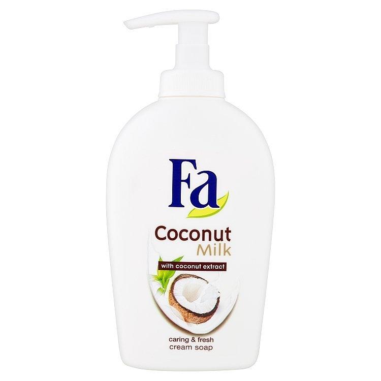 Coconut Milk krémové tekuté mýdlo 250 ml