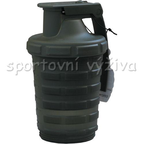 Grenade shaker 600 + 300ml - šejkr na