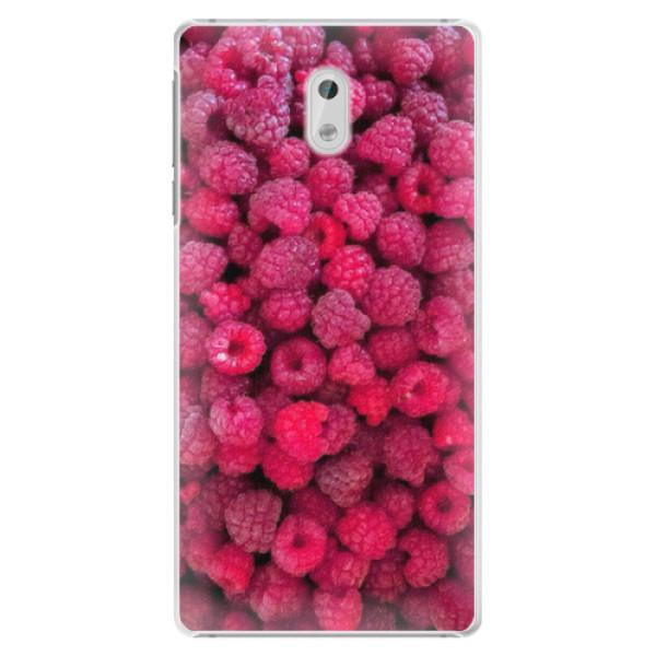 Plastové pouzdro iSaprio - Raspberry - Nokia 3