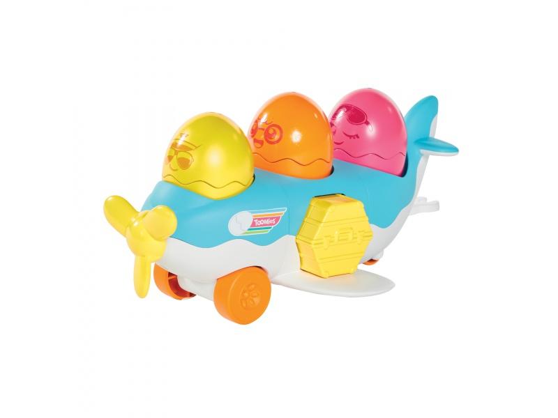 TOOMIES - Vajíčka v letadle