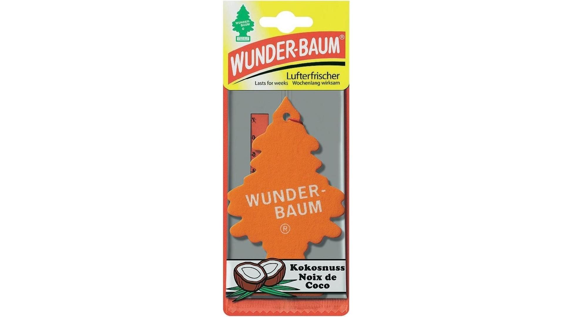 WUNDER BAUM Osvěžovač vzduchu Coconut